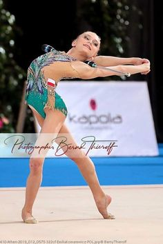 Gymnastics Girls, Rhythmic Gymnastics, Gymnastics Flexibility, Gymnasts, Poland, Ballerina, Sports, Exercise, Athens