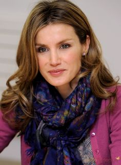 Princess of Asturias, Letizia