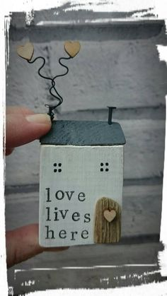 Check out this item in my Etsy shop https://www.etsy.com/uk/listing/494160038/love-lives-here-handcrafted-salvaged