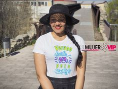 Camisetas con encanto T Shirts For Women, Tops, Fashion, T Shirts, Summer, Women, Moda, Fashion Styles, Shell Tops