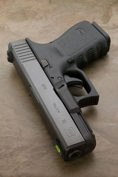 the ever so faithful glock 19, dropped it in the dirt, under water, never failed!