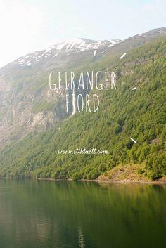 Ein Reisebericht über eine wunderschöne Reise zum Geirangerfjord in Norwegen.