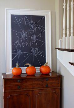 Cute chalkboard