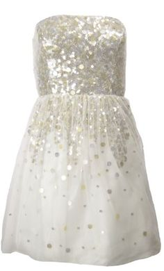 Adrianna Papell Evening Short Sequin Party Dress « Dress Adds Everyday