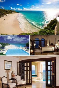 The Crane, Barbados. Unquestionably paradise on earth. The hotel is beautiful, the landscape is incredible, and the culture and people are the most welcoming and friendly you will find.
