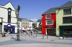 Tralee, Ireland - the capital of The Kingdom (town)