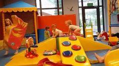 Sala zabaw dla najmłodszych w Hotelu Primavera - Jastrzębia Góra