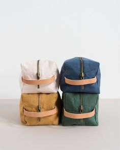 affb50f6a4251 Our toiletry bags are the perfect company on a city trip. Do you already  have
