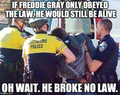 Freddy Gray, Baltimore riots Gonna have to read more..didn't know it was that bad.