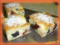 Liaty kolac s tvarohom, makom, dzemom Y Recipe, Pecan Pralines, Czech Recipes, Amazing Cakes, Food Dishes, Sweet Recipes, Banana Bread, French Toast, Food And Drink