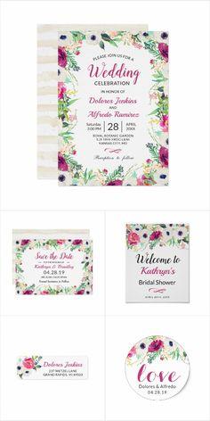 https://www.zazzle.com/collections/cream_purple_watercolor_floral_wedding_suite-119979276211149642