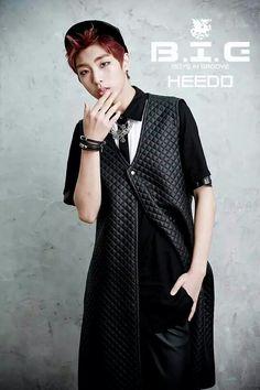 비아이지 B.I.G 제이훈 벤지 건민 국민표 희도 / B.I.G Boys In Groove J-hoon Benji Gunmin Minpyo Heedo