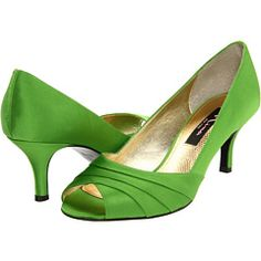 love the color, dont really want a peep toe, and i at least want 3 inches in the heel. but these are really cute.