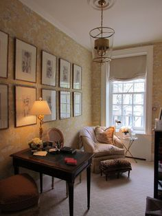 Kips Bay Decorator Show House - Part 2 Steven Mooney uses @Scalamandre in his room  Kips Bay Boys & Girls Club Decorator Show House in support of Kips Bay Boys & Girls Club. http://dec-a-porter.blogspot.com/2013/05/kips-bay-decorator-show-house-part-2.html