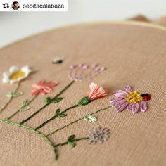 @pepitacalabaza #needlework #handembroidery #ricamo #bordado #broderie #embroidery