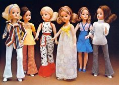 Cindy Dolls. Had one of these. I wasn't allowed to have Barbie. Mum thought she was too sexy LOL
