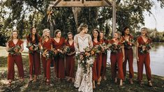 Elevate your bridesmaid ensemble by thinking outside the box by integrating unexpected looks for a wedding day that will wow your guests!
