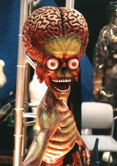 Mars Attacks- Should have been could have been...