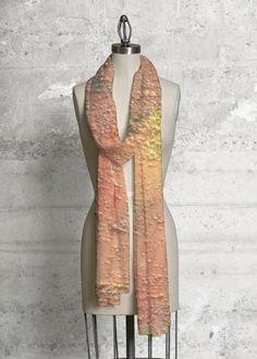 Elo - Modal Scarf by Raija Merilä Vida Design, Rainbow Flag, Queen, Wearable Art, Athletic Tank Tops, Summer Dresses, How To Wear, House, Outfits