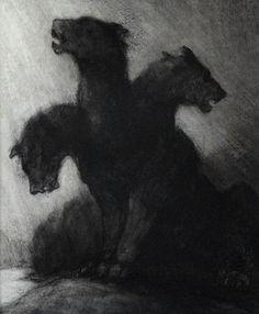 3-headed dog of mythology