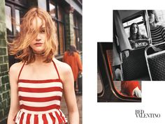 RED Valentino launches its spring-summer 2017 campaign