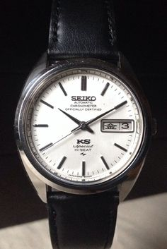 c.1972 King Seiko Special Chronometer 5246-6000 | eBay