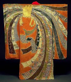 "An incredible kimono fashionsfromhistory: "" Furisode Century Edo Period Kyoto National Museum """