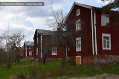 Klemetsgårdarna - Klemetsintalojen kotiseutumuseo