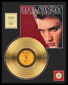 Elvis Presley Memorabilia - Elvis Presley Collectibles - Elvis ...