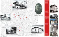Itinerar Ion Mincu Photo Wall, Urban, Frame, Home Decor, Picture Frame, Photograph, Decoration Home, Room Decor, Frames