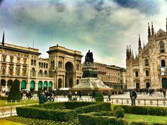 Milano / Piazza Duomo
