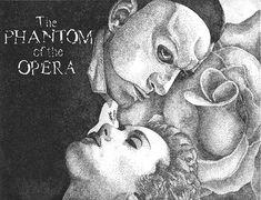++Phantom of the Pointillism++ by ~Grincha on deviantART