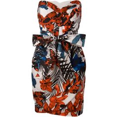 """tropical print sundress, see by chloe, liberty of london: slightly ridiculous, totally amazing. My """" on my way to Hawaii"""" dress African Inspired Fashion, African Print Fashion, Fashion Prints, African Prints, Fashion Styles, African Wear, African Attire, African Dress, African Women"""