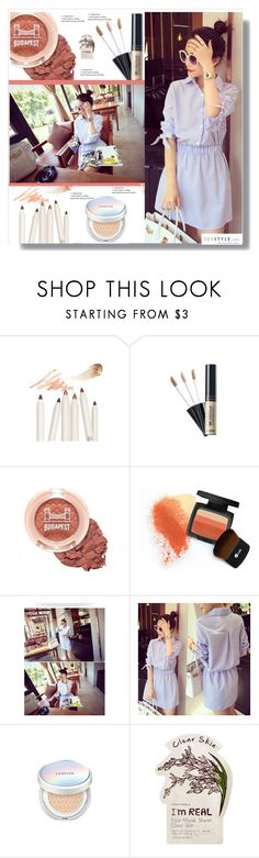 """YesStyle Polyvore Group "" Show us your YesStyle """" by edy321 ❤ liked on Polyvore featuring Tony Moly"