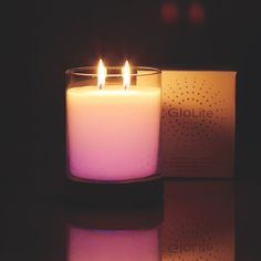 GloLite by PartyLite Jar Candle with Color Changing Candle Base. www.partylite.biz/trishmcgilton