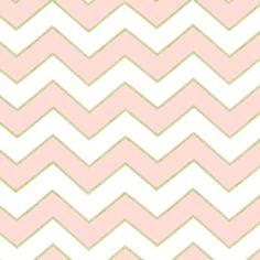 mc5709 chic chevron pearlized metallic glitz confection pink blush michael miller fabric