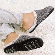 Cozy Clogs Crochet ePattern