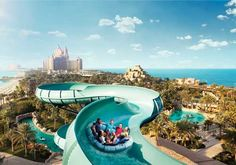 Looking for an amazing family adventure? The #Atlantis #Dubai water park is the best place for it. There are a plenty of slides and rides like the Aquaconda and some serene floating tubes. So feel the rush of #excitement and book your ticket online today from a leading holidays company, Seawings Lifestyle and get the brilliant deals on it.