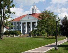 James Madison University Wilson Hall