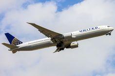 Boeing 767 de United