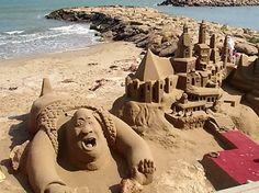 Images Santiago de la Ribera, Spain Sandy beach 16430
