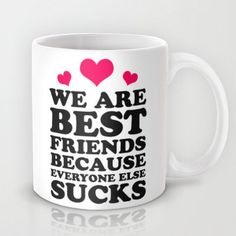Best Friends Mug by LookHUMAN on InStores