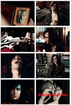 Only Lovers Left Alive . . .