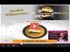 OneCoin Geschäftspräsentation Teil2 - Finanzielle Freiheit - Deutsch