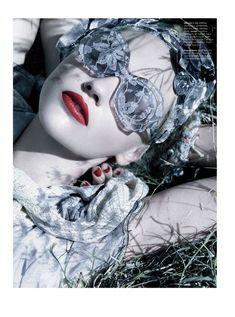 Sasha Pivovarova by Photographer Michael Thompson - Google Search