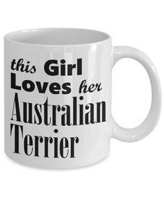 Australian Terrier - 11oz Mug