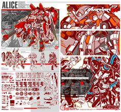 A.L.I.C.E. by machine56.deviantart.com on @deviantART
