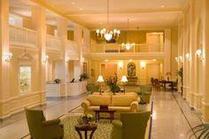 Lobby, Stonewall Jackson Hotel #Virginia