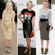 #Blog #Moda #Tendencias #Looks #Outfits #Belleza Vuelve la Falda Tubo