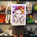 Pippa McManus Illustration @lepip Sketching a #myca...Instagram photo | Websta (Webstagram)